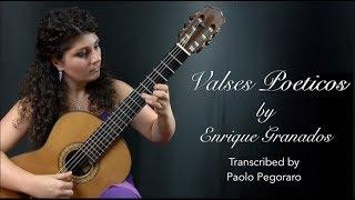 Valses Poeticos by Enrique Granados | Gohar Vardanyan
