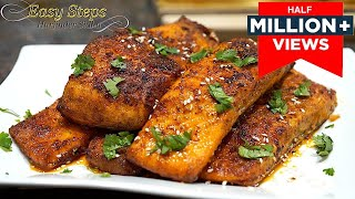 Oven Roasted Fish  Crispy Oven Baked Steelhead Trout Fish Recipe