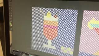 Piksel İkon Tasarımı Projesi