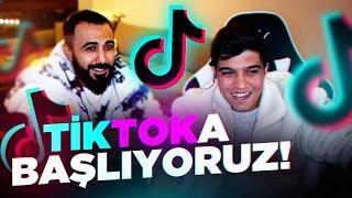 TİKTOK VİDEOLARI İZLERKEN BOŞ YAPTIK!! w/ BARIŞ G