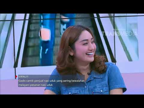 RUMPI - Inilah Gadis Cantik Penjual Nasi Uduk Yang Sedang Viral (14/8/18) Part1