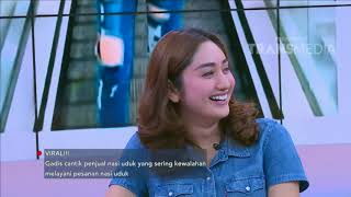 Download Video RUMPI - Inilah Gadis Cantik Penjual Nasi Uduk Yang Sedang Viral (14/8/18) Part1 MP3 3GP MP4