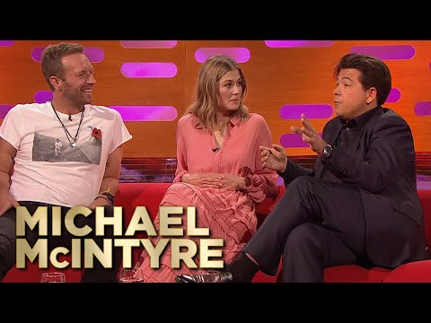 Discussing The Intricacies Of The English Language On Graham Norton | Michael McIntyre
