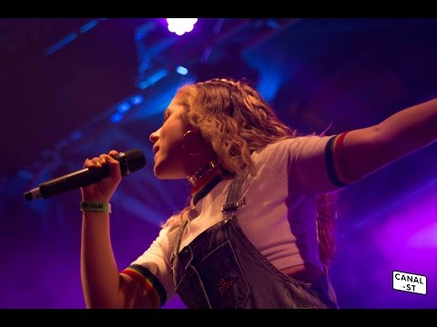 Katy B performs 'Perfect Strangers' LIVE at Manchester Pride 2016