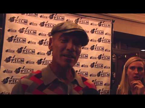 """""""Big Sur"""" Red Carpet Interview - Austin Film Festival"""