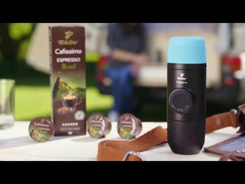 TCHIBO CAFISSIMO Pocket Kapselmaschine