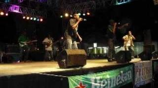 NAME & NUMBER-Sugar Band (Nu Vybes Band International) St. Kitts W.I.
