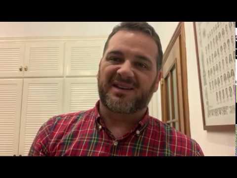 El senador Muñoz Arbona felicita con poesía el inicio del mes sagrado de Ramadán