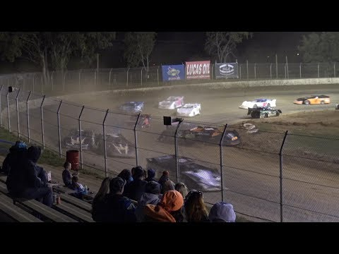 Florence Speedway | 9/30/17 | Crate Late Models | Feature