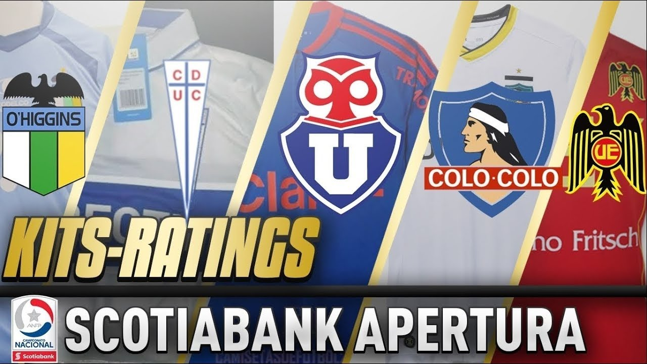 b042a710a FIFA 18 Liga Chilena Kits & Ratings - YouTube