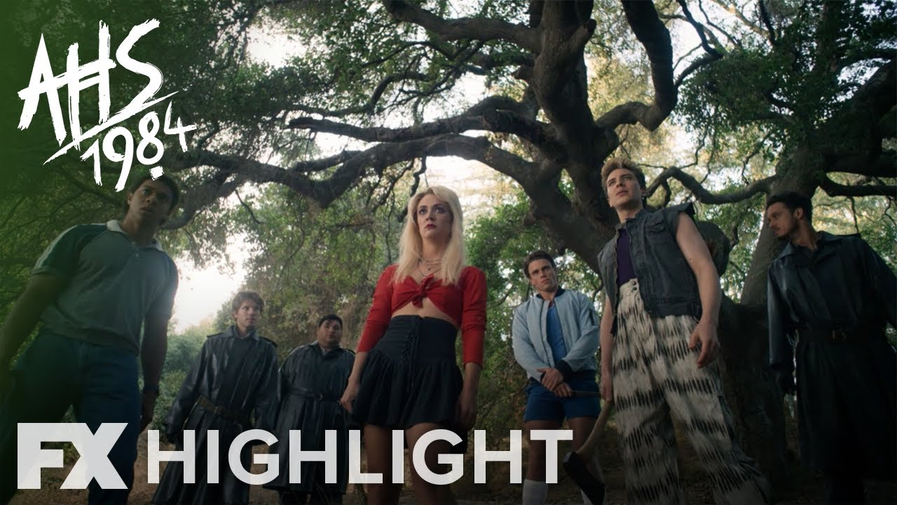 Download American Horror Story: 1984   Season 9 Ep. 8: Jingles Begs Highlight   FX