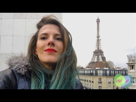 TOUR DE ARTE EM PARIS #VIVIEUVI