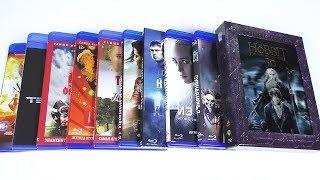 Пополнение коллекции #3: Blu-ray фильмы