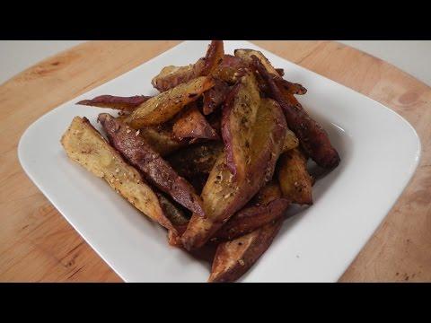 Sweet Potato Wedges   Sanjeev Kapoor Khazana