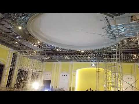 Fontana convention ctr renovation  part 3