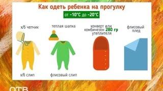 видео Что одевать в 15 градусов тепла ребёнку
