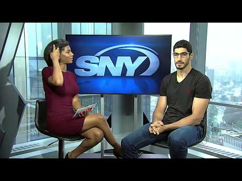 Thunder C Enes Kanter talks Turkey, Durant and Kaepernick