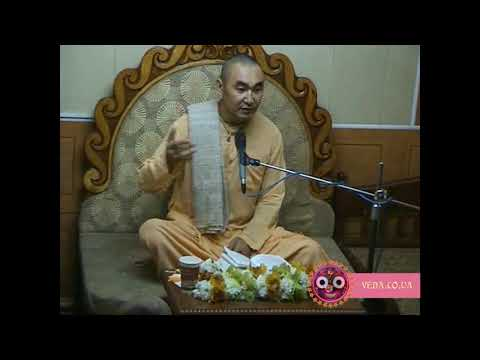 Бхагавад Гита 5.10 - Даяван прабху