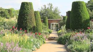 Worlds Most Beautiful Rose Gardens - Garden No 1 - Mottisfont Rose Gardens