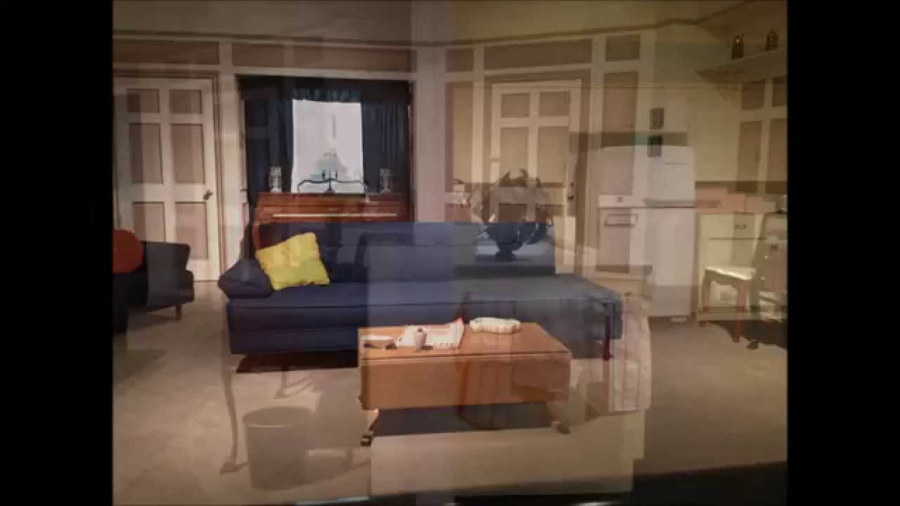 Exact Life Size Replicas Of I Love Lucy Sets! (IN COLOR!) Part 93