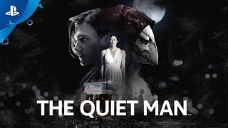 The Quiet Man – Combat Gameplay Footage | PS4