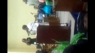 Pastor Courtney Meadows Lords Church Followship 061913 Clip-1