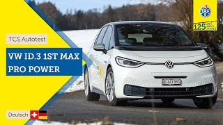 VW ID.3 1st Max Pro Power - Autotest