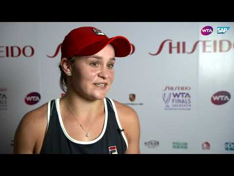 Ashleigh Barty | 2019 WTA Finals | My Performance