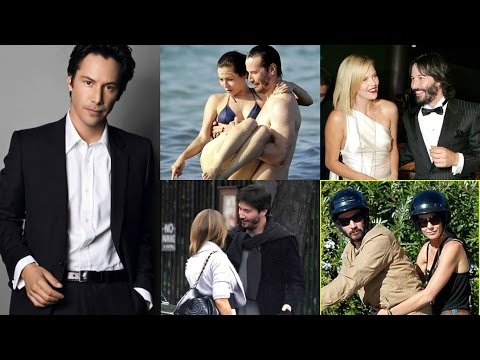 16 Girls Keanu Reeves Dated Matrix