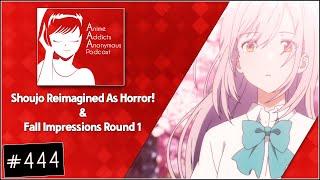 Shoujo Series Reimagined as Horror