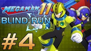 Mega Man 11 - Part 4: The Easiest Net Navi Turned Robot Master (Vs. Blast & Fuse Man)