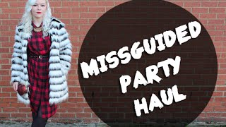 HAUL: Missguided Party Pieces