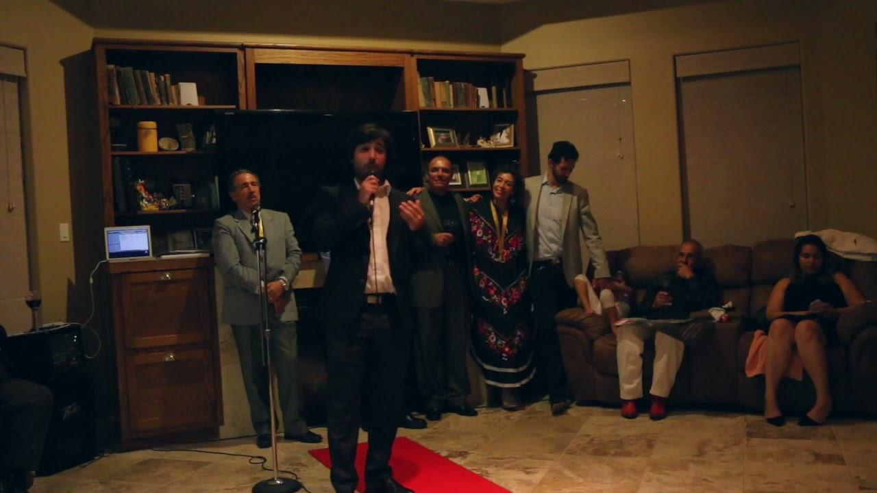 El Dia Que Me Quieras-Performance at Pepe Serna Reunion