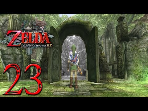The Legend of Zelda Twilight Princess HD|Español| Parte 23