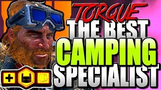 The Best Camping Specialist in Black Ops 4..
