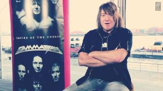 "Gamma Ray ""The Best (Of)"" Kai Hansen Interview  - ""The Best (Of)"" - OUT January 30th 2015"