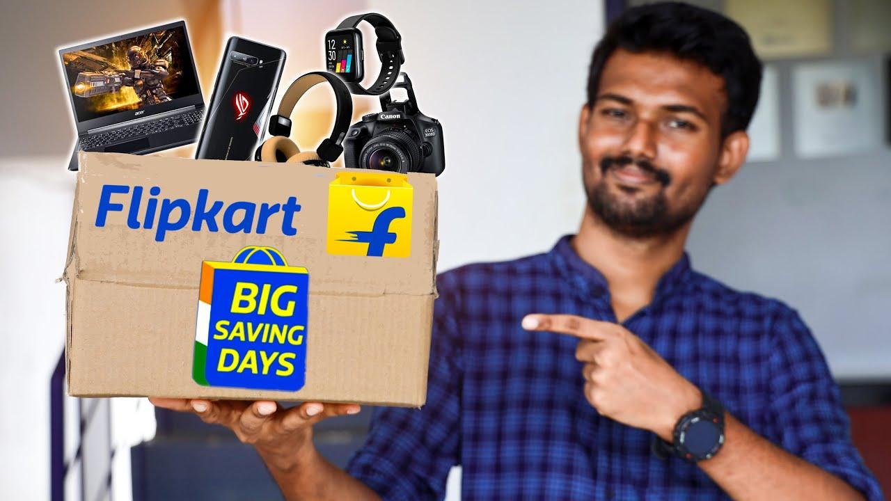 Flipkart ஆஃபரில் - இதை மட்டும் மிஸ் பண்ணிடாதீங்க | Flipkart Big Saving Days Sale - Saving Tips