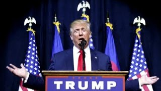 Trump campaign responds to exposed tax records 2017 Video