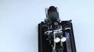 StreetTriple  スケールモデル