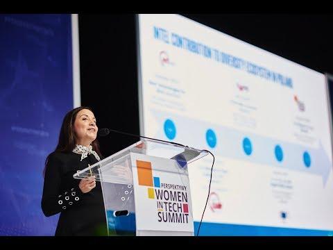 isaura-gaeta-[intel]-at-perspektywy-women-in-tech-summit-2019