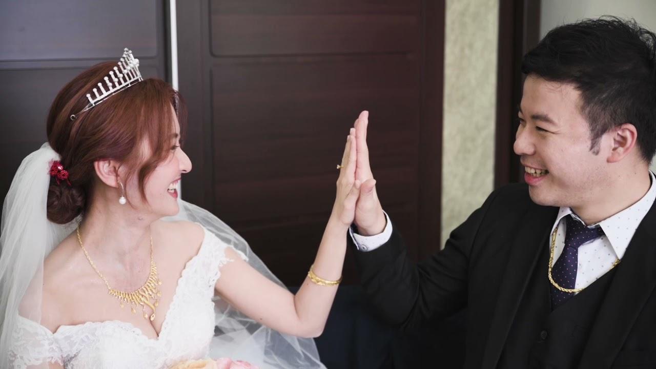 20201219 Wedding MV 迎娶+午宴+空拍 In 屏東鮪魚飯店