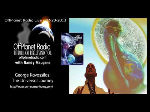 George Kavassilas: The Universal Journey