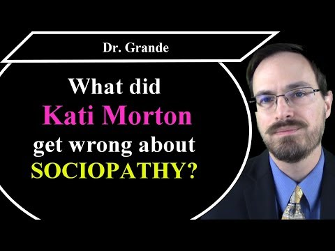 What did Kati Morton get wrong about Antisocial Personality Disorder?  (Shane Dawson Interview)