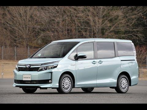 トヨタ ヴォクシー TestDrive ハイブリッドが加わり、23.8km/Lの好燃費!