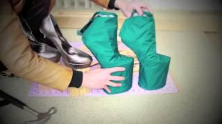 Как сделать туфли ЛЕДИ ГАГИ своими руками?(В этом видео вы узнаете как сделать туфли в точности как у Леди Гаги не прикладывая больших средств и усилий..., 2013-09-24T19:38:20.000Z)