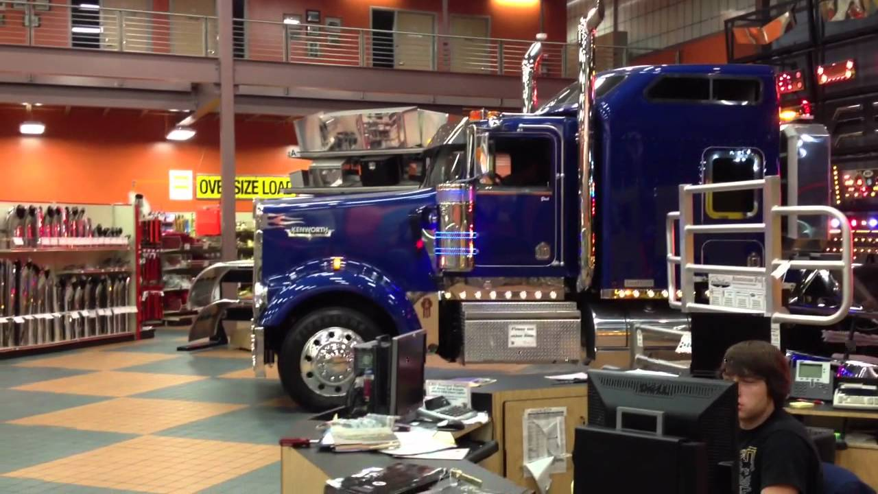 A video tour of the worlds largest truckstop iowa 80 youtube