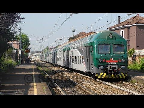 Stazione di Cormano-Brusuglio, aprile 2015