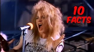 Guns N' Roses, 'Appetite for Destruction' - 10 Facts You Probably Didn't Know