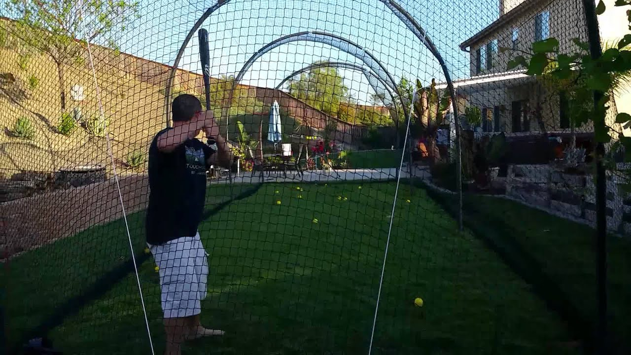 Beau Backyard Batting Cage