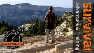 Lebe die Wildnis - Survival Adventure & Training